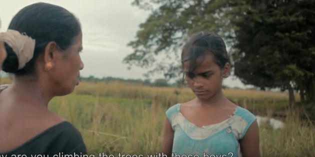 A still from Village