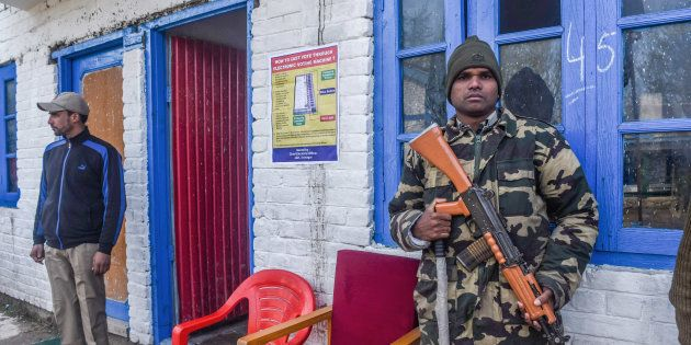 Voter Turnout In Srinagar Lok Sabha By-Poll Plunges To A 27-Year Low Of