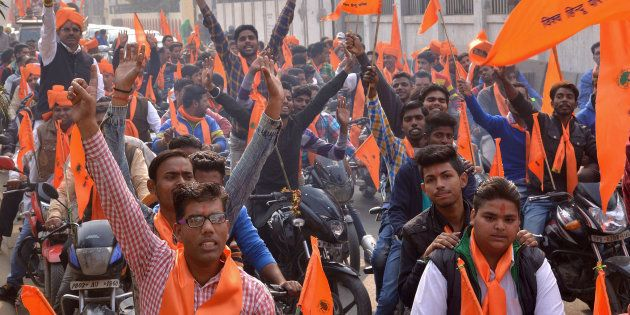 Police Complaint Filed Against BJP MLA Raja Singh For His Threat To Behead Those Opposing Ram