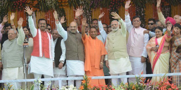 In A First, BJP To Hold Meet With All Allies In A Grand Show Of