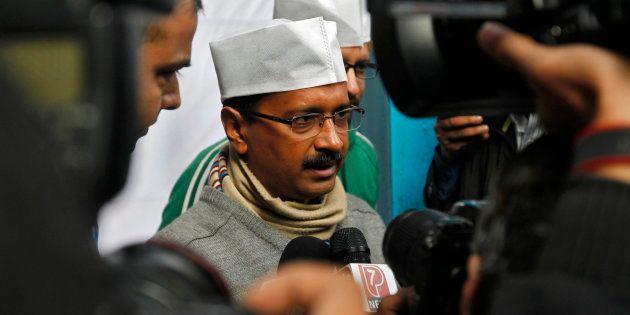 'Dhritarashtra' EC Wants 'Duryodhana' BJP To Win At Any Cost, Says Arvind Kejriwal Alleging EVM