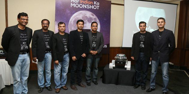This Aerospace Start-Up Is Getting A PSLV From ISRO To Launch India's First Private Moon