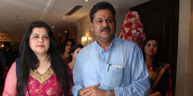 Kirti Azad's Wife Quits AAP After Five Months, Joins