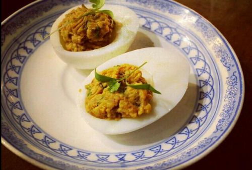 Desi Food With A Videshi Twist In Mumbai And