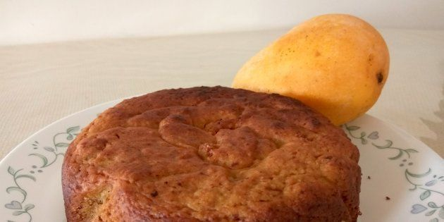 RECIPE: Eggless, Whole-Wheat Mango Cake For A Healthy(Ish)