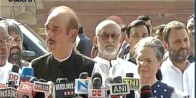 'An Environment Of Fear And Insecurity Is Prevailing In The Country': Opposition Tells