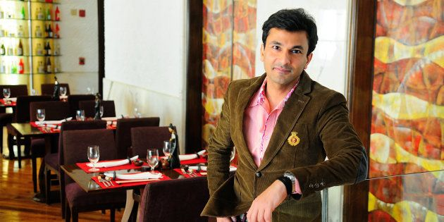 How Vikas Khanna Went From Being A Small-Time Punjabi Caterer Who Couldn't Speak English To A Michelin-Star