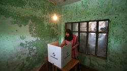 38 Polling Stations In Kashmir's Budgam Disrupted By Violence On 9 April Begin