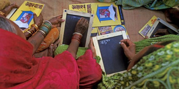 Study Of Unlettered Indian Women Found That Learning To Read In Adulthood Can Change The