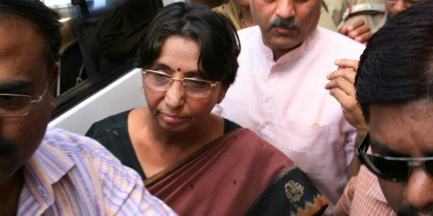 Court Allows Maya Kodnani To Call Amit Shah As Witness In Gujarat Riots