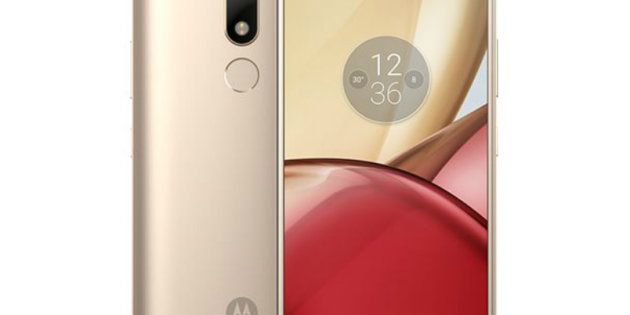 Metal Clad Moto M Launched In India At ₹15999 With AMOLED