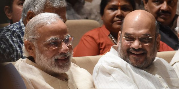 BJP Wins 5 Of 10 Assembly Seats In By-Elections, Congress Gets