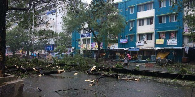 Cyclone Vardah Is To Blame For Your Slow