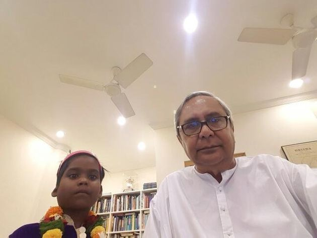 Why Naveen Patnaik Has Just Clicked His First Selfie At