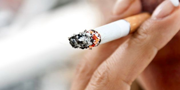 Want To Have A Baby? Quit Tobacco