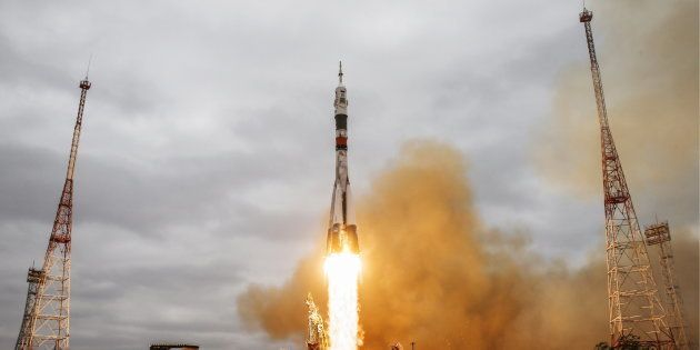 NASA Launches 8 Satellites For The Study Of