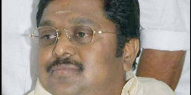 Dinakaran Denies Charges Of Bribing EC Official, Says He Never Spoke To Any