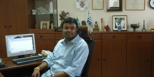 ED Issues Notice To Karti Chidambaram For Alleged Violation Of Foreign Exchange Management