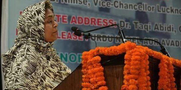 This Woman Member Of The Muslim Personal Law Board Dared Speak Up Against Triple