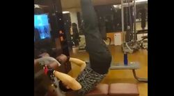 Move Over Bollywood, These Two Indian Politicians Are Giving Us Some Real Fitness