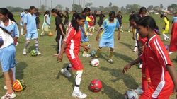Girls' Football Clubs Are Scoring Their Goal Of Kicking Child Marriage In