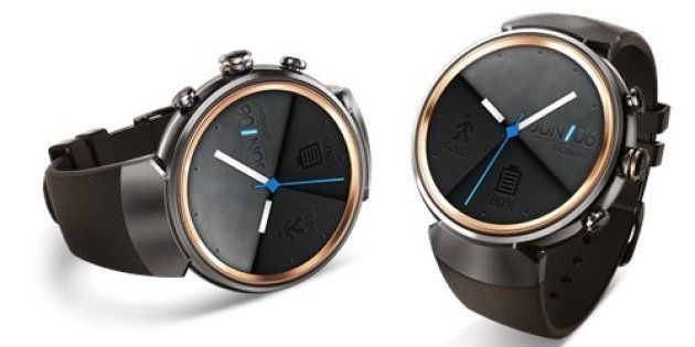 Asus Launches Zenwatch 3 In India At