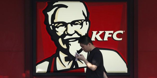 KFC Opens AI Powered Outlet In China To Recomend Food To The