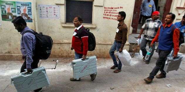 Delhi HC Rejects Petition Seeking Use Of EVMs With VVPAT Machines In Upcoming MCD