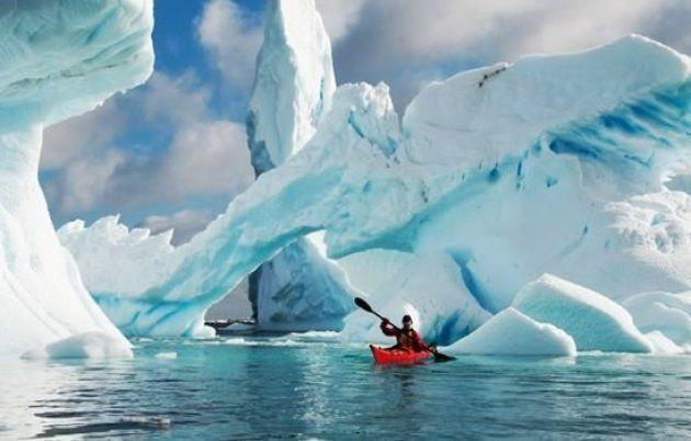 Antarctica: a photographer's paradise.