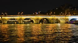 Enchanting Paris On A Midnight Cruise On The