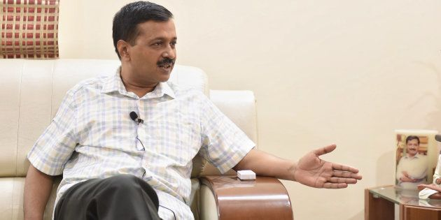Arvind Kejriwal Asks All 'Good' People In Delhi To Join Hands And Defeat