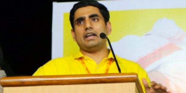 Why Nara Lokesh Needs To Develop A Thicker Skin About Getting Mocked On Social