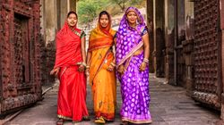 How A Drape Popularised By A Bengali Woman Became The Most Familiar Way Of Wearing The