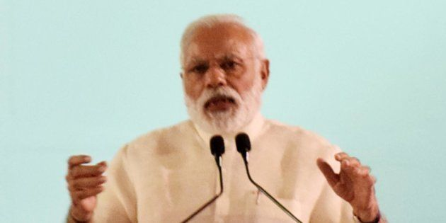 GST Shows The Power Of Indian Federal Structure, Says PM Modi At NITI Aayog