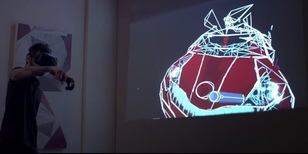 This 3D Design Video Inspired By A Car Has To Be Seen To Be