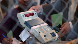 MCD Polls: Voters Face Problems Due To Faulty EVMs In Some