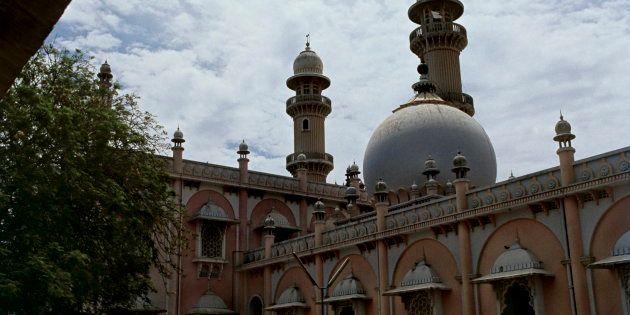Beemapalli mosque, Trivandrum, Kerala, India. (Photo by: IndiaPictures/UIG via Getty