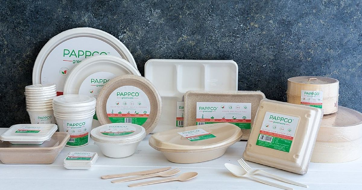 These Eco-Friendly Containers Made of Sugarcane Are Stronger