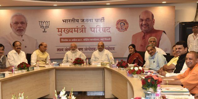 PM Narendra Modi Bats For Simultaneous Elections, Changing Fiscal To
