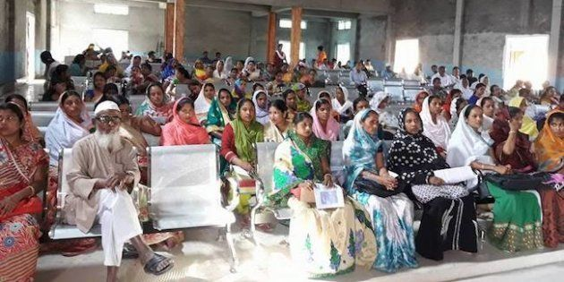 The WhatsApp and Facebook groups to prevent child marriages hold regular awareness meetings.