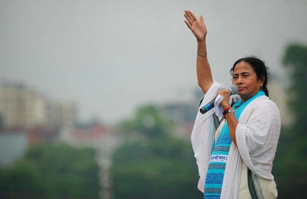 The newly appointed chief minister of eastern Indian state of West Bengal and Trinamool Congress (TMC)...
