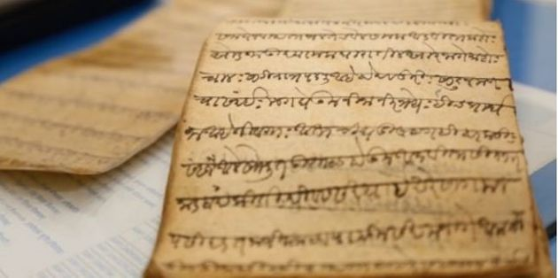 Meet The Man Who Brought The 17th-Century Modi Script Back To