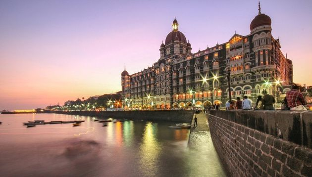 How Mumbai's Taj Mahal Palace Hotel Became The First Indian Building To Get A