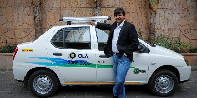 Ola Introduces Carpooling On Fixed Routes, Making Rides