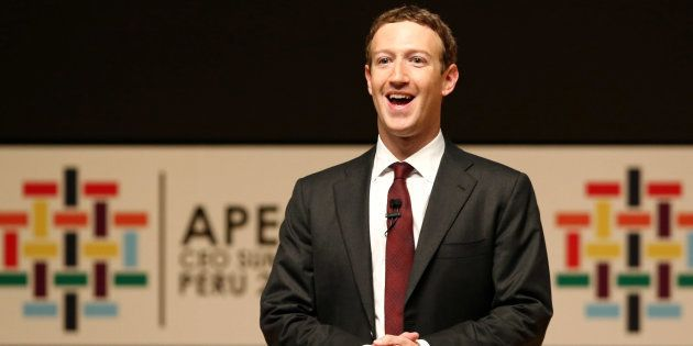 Mark Zuckerberg's 2017 Challenge Is To Meet People In Every State Of The