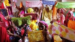 Tie And Dye Add Colour To The Lives Of These Women In Rural