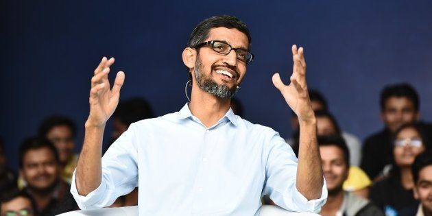 15 Things Google CEO Sundar Pichai Revealed About Himself At His Alma Mater IIT