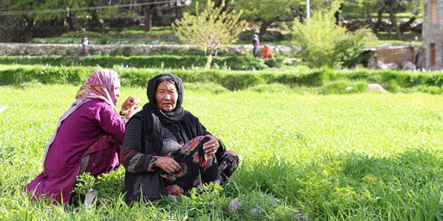 Photoblog: The Unsung Women Heroes Of
