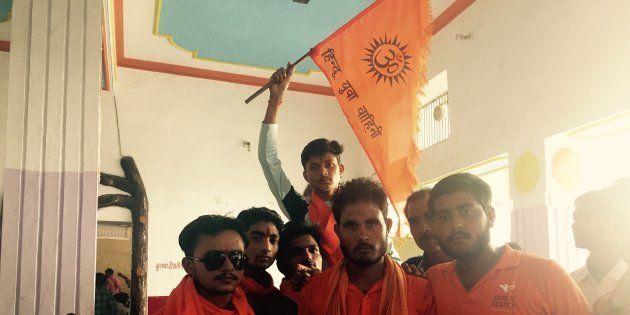 With Boss Yogi As CM, Hindu Yuva Vahini Is Hawking A Savvier Shade Of