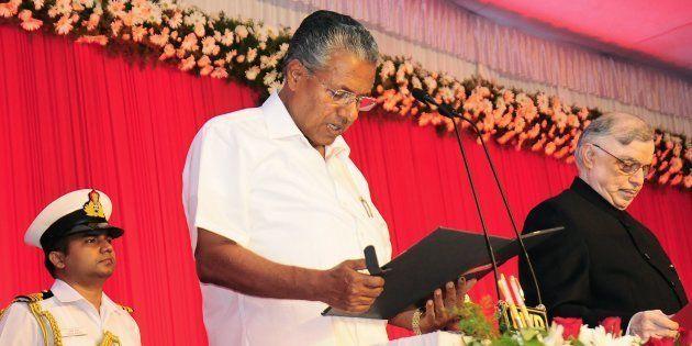 Kerala Chief Minister Pinarayi Vijayan Has Had A Turbulent First Year In